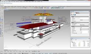 architektur cad architektur cad mit visualarq für rhino 3d