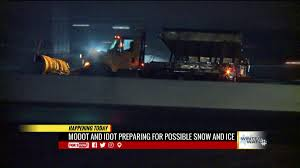 Idot Road Conditions Map Idot And Modot Preparing For Crush Of Motorist Expected For Solar