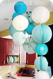 Paper Lantern Chandelier Paper Chandelier Decoration Aerojackson