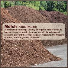 Types Of Garden Mulch Benefits Of Mulching U2022 Reduces Evaporation From Soil Surface
