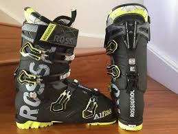 womens ski boots australia rossignol alltrack pro 100 womens ski boots brand 24 5