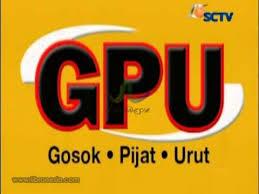Minyak Gpu iklan sponsor cap lang gpu minyak urut