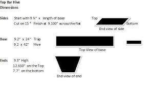 How To Build Top Bar Hive Topbarhive