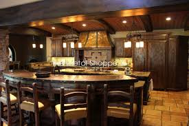 Custom Kitchen Countertops Handmade Custom Kitchen Hood And Counter Top By The Metal Shoppe