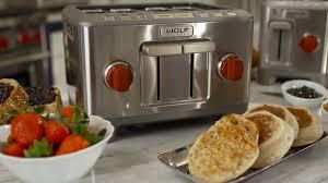 4 slice toaster wolf gourmet sub zero u0026 wolf