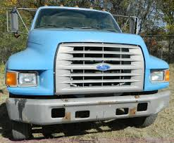 Ford F700 Hood And Fenders - 1996 ford f700 truck cab and chassis item g7545 sold tu