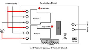 component electrical motor control circuit for forward center