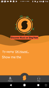 soundhound apk soundhound updates its id and discovery app with a fresh new