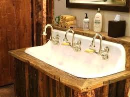 bathroom trough sink bathroom trough sink double trough bathroom sink sinks interesting