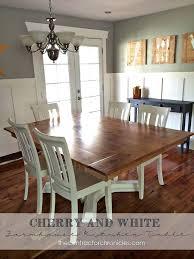 farmhouse kitchen furniture best 25 white farmhouse table ideas on farm style