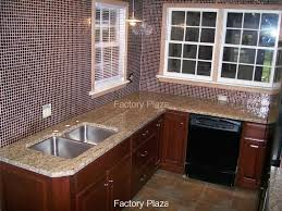 Kitchen Countertops Without Backsplash Granite Countertops No Backsplash