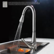 aliexpress com buy hideep kitchen faucet pull down water faucet