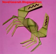 Cara Membuat Kerajinan Tangan Dari Janur | cara membuat kepiting dari daun kelapa janur