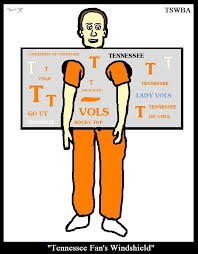 Tennessee Vols Memes - tennessee stickers the south will blog again