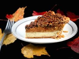 pumpkin cheesecake with bacon crumble crust recipe tia mowry