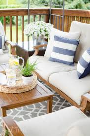 tips for creating a cozy outdoor living space video a burst of