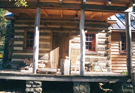 Rustic Cabin Part Five Of Building A Rustic Cabin Handmade Houses With