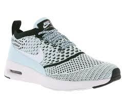 K Hen Preiswert Kaufen Nike W Air Max Thea Ultra Flyknit Damen Sneaker Blau