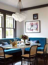 Dining Room Banquette Furniture Dining Room Ideas Try A Banquette In Place Of Chairs For More
