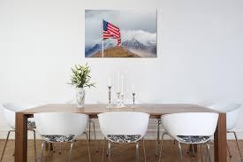 American Flag Decor American Autumn Rogue Aurora Photography