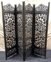 Moroccan Room Divider Carved Room Divider Foter