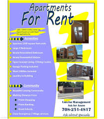 Cheap 2 Bedroom Apartments With Utilities Included Apartments Near Prairie State College College Student Apartments