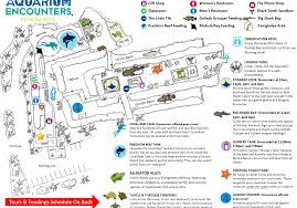 Map Florida Keys by Visit Us Florida Keys Aquarium Encounters