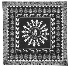 wholesale 18 x 18 inch decorative black white unique warli art wholesale 18 x 18 inch decorative black white unique warli art cushion cover faux silk throw pillow cover bulk suppliers from india home decor