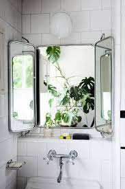 tri fold mirror bathroom cabinet amazing along with attractive tri fold bathroom mirror for really