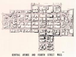 Sears Tower Floor Plan Downtown Urban Redevelopment Albuquerque Modernism