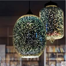 Pendant Lights Sale 3d Light Color Glass Grobal Sale Minimalist Cord Pendant