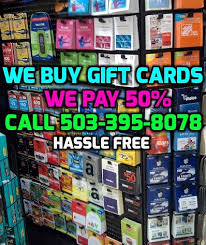 sell my gift card online we pay for gift cards portland or easy process we buy gift