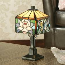 Beautiful Lamps Hall Beautiful Dale Tiffany Table Lamps With White Ceramic Floor