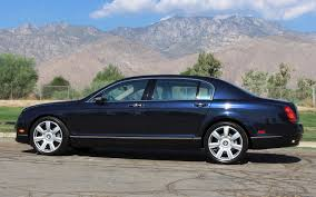 bentley blue 2006 bentley continental flying spur stock be114 for sale near