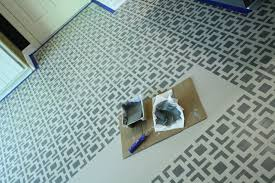 my painted kitchen floor hint it u0027s gorgeous designer trapped