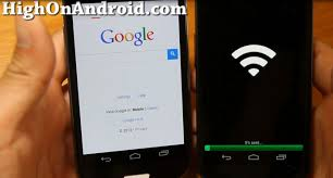 large android phones how to transfer large files fast between two android smartphones