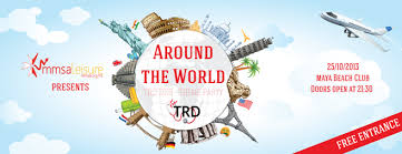 Around The World Themed Around The World Trd 2013 Theme Events Youth Information