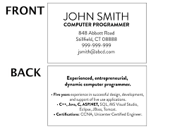 What Is Visual Resume Mini Resume Template And Examples