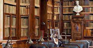the hidden treasures in italian libraries the new york times