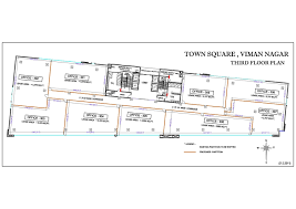 Floor Plan Of Shopping Mall by Townsquare Viman Nagar Is Among Unique Shopping Malls In Pune