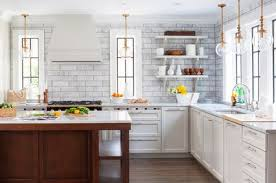 kitchens without cabinets kitchen without upper cabinets winsome design 9 zillow digs hbe