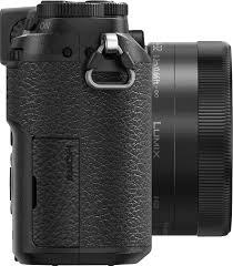 panasonic lumix gx85 mirrorless camera with g vario 12 32mm f 3 5