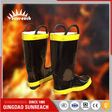 Firefighter Boots Material by Firefighter Rubber Boots Firefighter Rubber Boots Suppliers And