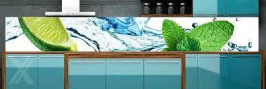spritzschutzfolie küche rückwand küche küchenrückwand spritzschutz fliesenersatz wandbild