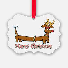 dachshund ornament cafepress