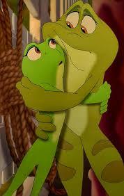 123 princess frog images princess