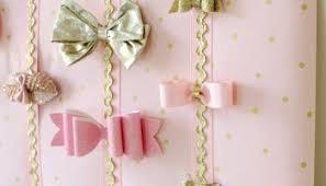 hair clip holder make a hair clip holder using an canvas molly and
