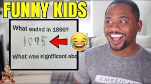 funniest test answers by real kids top 60 school fails 2017
