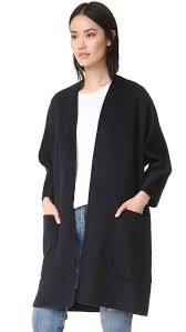 vince reversible felt cardigan coat shopbop