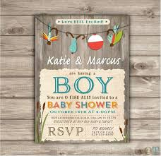 fishing themed baby shower baby shower invitations cozy fishing themed baby shower